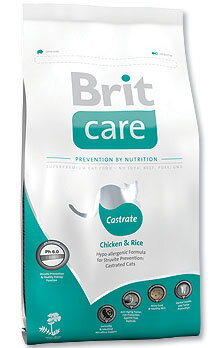 BRIT Care Castrate Chicken and Rice 2 kg