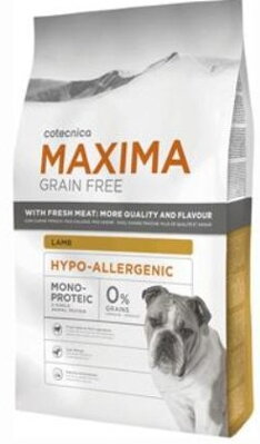 Maxima Dog Grain Free Adult Hypo-Allergenic Lamb 14kg