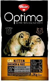 OPTIMAnova CAT KITTEN 8kg
