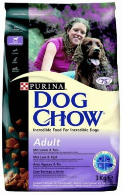 Purina Dog Chow Adult Lamb & Rice 2,5kg