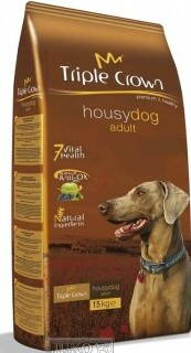 Triple crown HOUSY dog 3 kg
