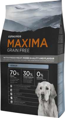 Maxima Dog Grain Free Senior 14kg