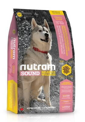Nutram Sound Adult Dog Lamb 2,72kg