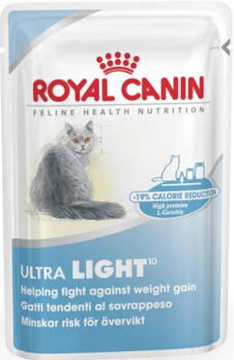 Royal canin kapsička ultra light 85g