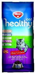 Visán Healthy cat SALMON 15kg