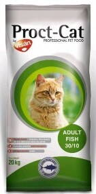 Visán Proct - cat Adult Fish 20kg